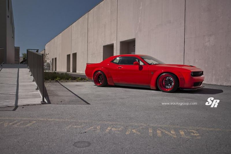 SR Auto Group Liberty Challenger PUR Wheels Tuning 2