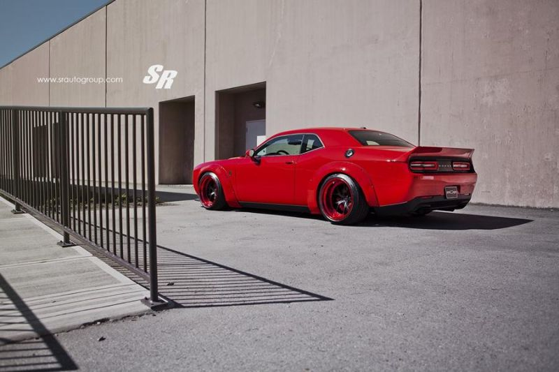 SR Auto Group Liberty Challenger PUR Wheels Tuning 7