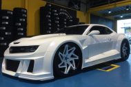 Stormtrooper Chevrolet Camaro ZL1 Widebody Forgiato ECL Tuning 1 190x127 Stormtrooper Chevrolet Camaro ZL1 Widebody auf Forgiato's