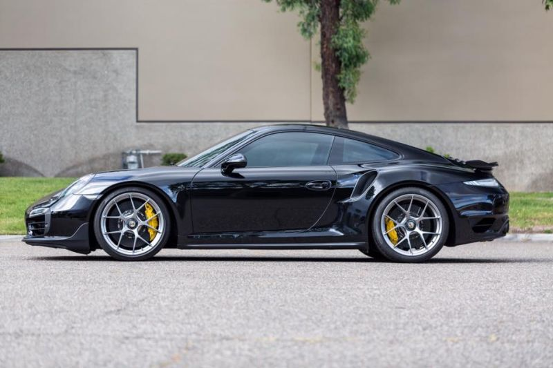 Supreme Power Techart Porsche 911 991 Tuning BBS FI R 3 Supreme Power Techart Porsche 911 (991) auf BBS Alu's