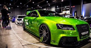 Sweet Green Audi A5 Coupe Tuning 2017 2 310x165 Fotostory: Audi A5 Coupe mit SKN Power und Java Green Lackierung