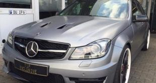 TIP Exclusive Mercedes C63 AMG Edition 507 20 Zoll 6 Sporz Ultralight Tuning 1 1 e1463568869689 310x165 Mercedes C63 AMG Edition 507 auf 20 Zoll 6 Sporz Ultralight