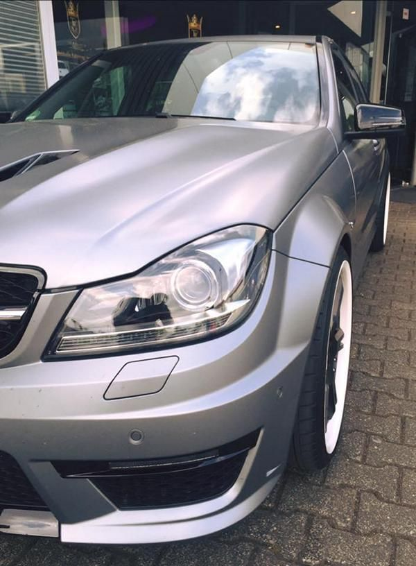 TIP Exclusive Mercedes C63 AMG Edition 507 20 Zoll 6 Sporz Ultralight Tuning 3 Mercedes C63 AMG Edition 507 auf 20 Zoll 6 Sporz Ultralight