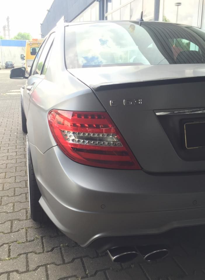 TIP Exclusive Mercedes C63 AMG Edition 507 20 Zoll 6 Sporz Ultralight Tuning 4 Mercedes C63 AMG Edition 507 auf 20 Zoll 6 Sporz Ultralight