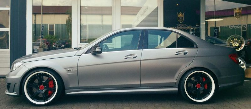 TIP Exclusive Mercedes C63 AMG Edition 507 20 Zoll 6-Sporz Ultralight Tuning 6