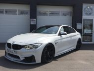TVW Car Design BMW M4 F82 2 FACE BBS Akapovice KW Tuning 4 190x143 Fotostory: TVW Car Design BMW M4 F82 2 FACE Alufelgen