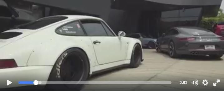 The making of Rauh-Welt Begriff RWB Thailand