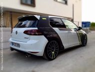 VW Golf 7 GTI SZDesignfolierung Wrap Folia Project Tuning 16 190x143 Fotostory: VW Golf 7 GTI mit SZ/Designfolierung by Folia Project