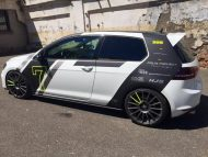 VW Golf 7 GTI SZDesignfolierung Wrap Folia Project Tuning 9 190x143 Fotostory: VW Golf 7 GTI mit SZ/Designfolierung by Folia Project