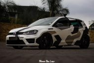 VW Golf 7R MK7 Tuning by VAG Motorsport APR Racing 5 190x127 Fotostory: 2 x VW Golf 7R (MK7) mit Tuning by VAG Motorsport