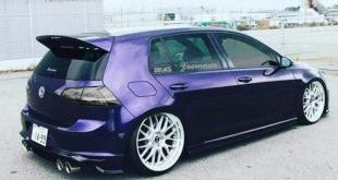 VW Golf MK7 Voomeran tuningblog.eu 1 1 e1464063409961 310x165 VW Golf MK7 mit A6 C7 Facelift Scheinwerfern by tuningblog