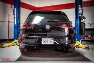 VW Golf R MK7 Forgestar F14 HR AWE Auspuff Tuning ModBargains 17 190x128 VW Golf R MK7 auf F14 Alu's & H&R Federn by ModBargains