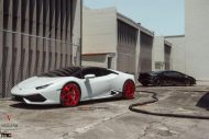 Vellano Forged Wheels VM39 Lamborghini Huracan Tuning 11 190x127 Vellano Forged Wheels VM39 am Lamborghini Huracan