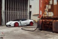 Vellano Forged Wheels VM39 Lamborghini Huracan Tuning 4 190x127 Vellano Forged Wheels VM39 am Lamborghini Huracan