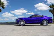 Ventoso Forgiato Wheels Alu's Ford Mustang GT Tuning 4 1 190x127 Ohne Worte   Riesige Forgiato Wheels Alu's am Ford Mustang GT