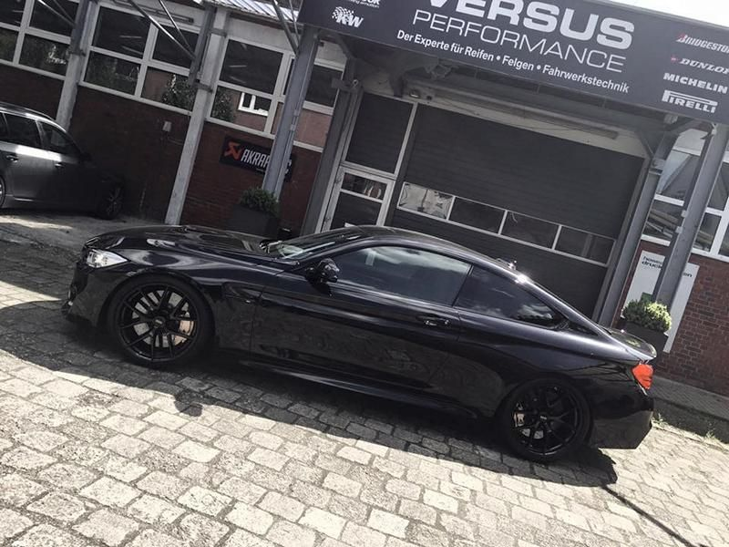 Versus Performance 642PS BMW M4 F82 Chiptuning 1 Hammerhart   Versus Performance 642PS BMW M4 F82 Coupe
