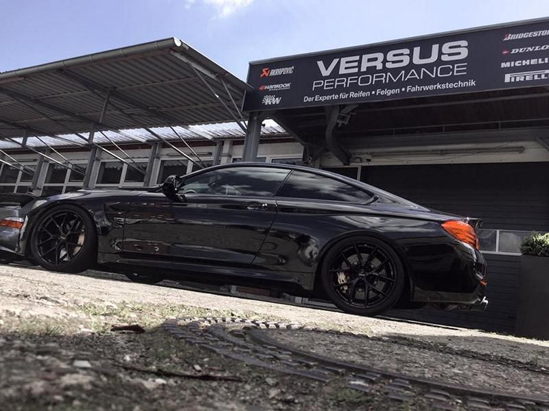 Versus Performance 642PS BMW M4 F82 Chiptuning 2 Hammerhart   Versus Performance 642PS BMW M4 F82 Coupe