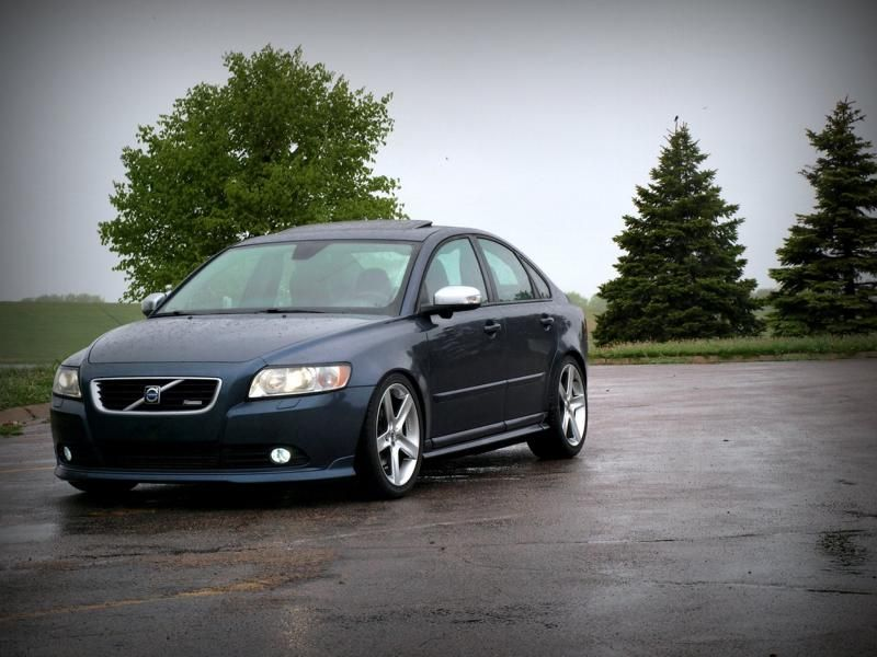 Volvo S40 VOLUTION® V. 8x18 Zoll by Heico Sportiv Tuning 1 Volvo S40 mit VOLUTION® V. in 8x18 Zoll by Heico Sportiv