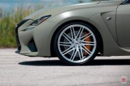Vossen Wheels VPS 307T Lexus RC F in Mattgr%C3%BCn Tuning 15 190x126 Vossen Wheels VPS 307T am Lexus RC F in Mattgrün