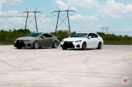 Vossen Wheels VPS 307T Lexus RC F in Mattgr%C3%BCn Tuning 25 190x126 Vossen Wheels VPS 307T am Lexus RC F in Mattgrün
