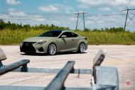 Vossen Wheels VPS 307T Lexus RC F in Mattgr%C3%BCn Tuning 3 190x127 Vossen Wheels VPS 307T am Lexus RC F in Mattgrün