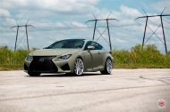 Vossen Wheels VPS 307T Lexus RC F in Mattgr%C3%BCn Tuning 4 190x126 Vossen Wheels VPS 307T am Lexus RC F in Mattgrün