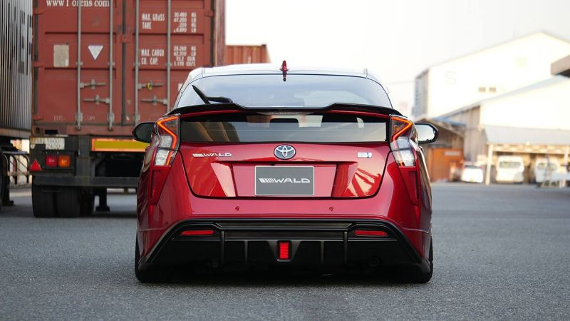 Wald Internationale Toyota Prius Black Bison Bodykit tuning 3