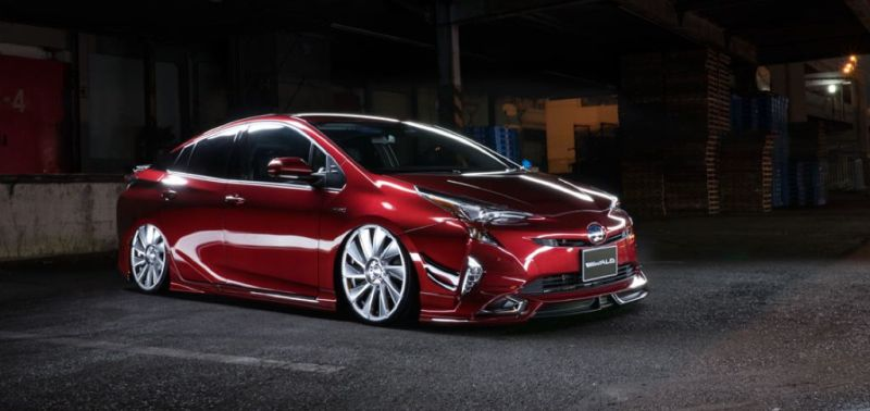 Wald Internationale Toyota Prius Tuning 10