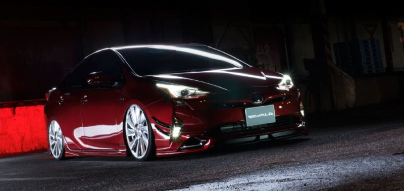 Wald Internationale Toyota Prius Tuning 4