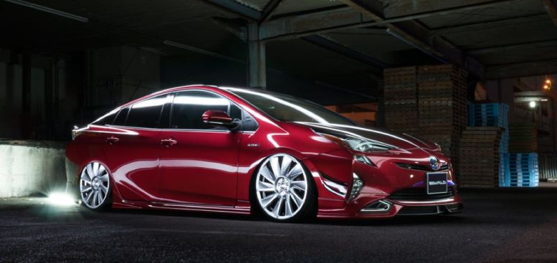 Wald Internationale Toyota Prius Tuning 8