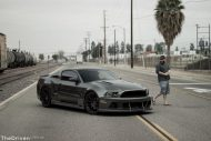 Widebody Ford Mustang GT Tuning APR Impressive Wrap ModBargains 14 190x127 Fotostory   Widebody Ford Mustang GT by ModBargains