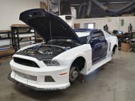 Widebody Ford Mustang GT Tuning APR Impressive Wrap ModBargains 3 190x142 Fotostory   Widebody Ford Mustang GT by ModBargains