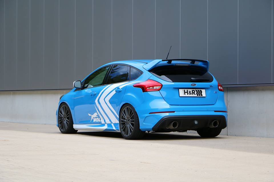 Fotostory performance garage wolf racing ford focus rs for Garage ford auch