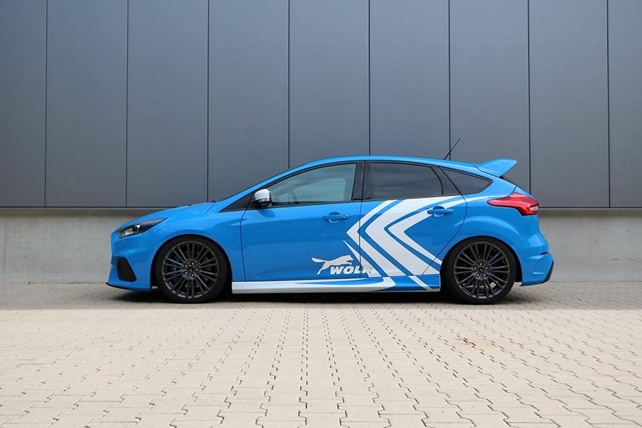 Wolf Racing Ford Focus RS Tuning HR Gewindefahrwerk 3 Fotostory: Performance Garage   Wolf Racing Ford Focus RS