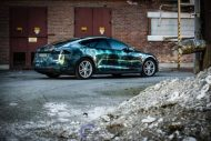 Zombie Folierung Tesla Model S by Scandinano Tuning 9 190x127 Fotostory: Zombie Folierung am Tesla Model S by Scandinano