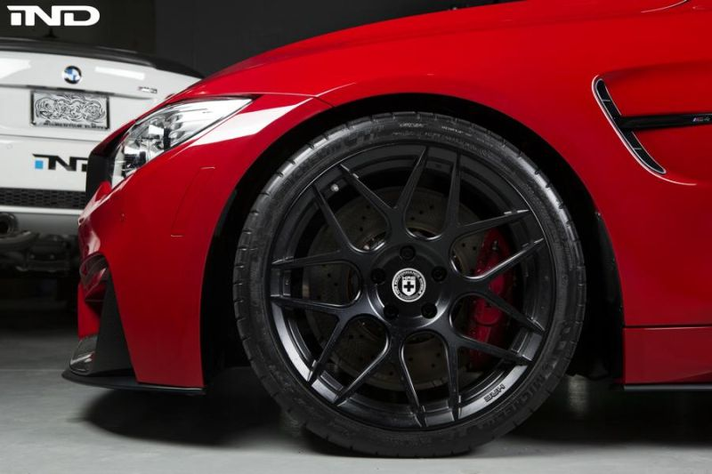 iND Distribution BMW M4 F82 Coupe Tuning 10