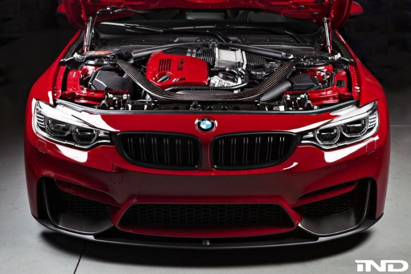 iND Distribution BMW M4 F82 Coupe Tuning 13