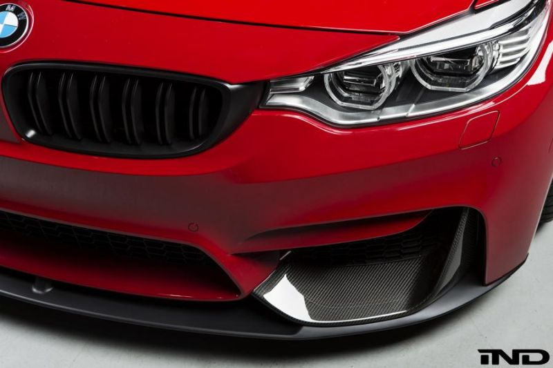 iND Distribution BMW M4 F82 Coupe Tuning 3 Volles Programm   iND Distribution BMW M4 F82 Coupe