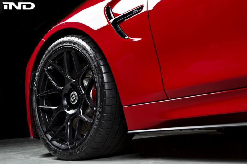 iND Distribution BMW M4 F82 Coupe Tuning 8