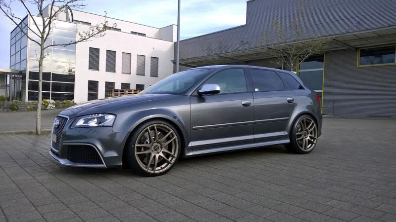 19 inch barracuda racing wheels on audi a3 rs3 sportback. Black Bedroom Furniture Sets. Home Design Ideas