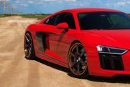 20 Zoll HRE RS106 Alufelgen Tuning Audi R8 V10 Coupe 12 190x127 20 Zoll HRE RS106 Alufelgen am neuen Audi R8 V10 Coupe