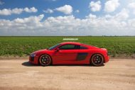 20 Zoll HRE RS106 Alufelgen Tuning Audi R8 V10 Coupe 7 190x127 20 Zoll HRE RS106 Alufelgen am neuen Audi R8 V10 Coupe