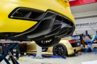 2016 Audi R8 V10 Plus Sunflower matt metallic Gelb fostla tuning wrap 2 1 190x126 2016er Audi R8 V10 Plus in Sunflower matt metallic Gelb
