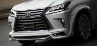 2016er Lexus LX570 sportline Bodykit Wald Internationale Tuning 10 190x90 2016er Lexus LX570 mit Bodykit von Wald Internationale