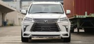 2016er Lexus LX570 sportline Bodykit Wald Internationale Tuning 14 190x90 2016er Lexus LX570 mit Bodykit von Wald Internationale