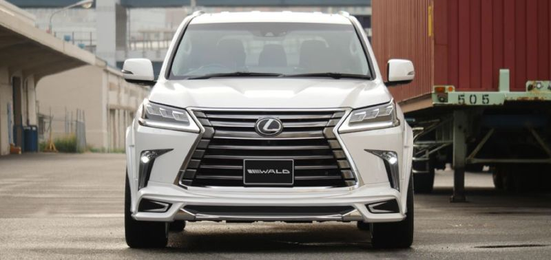 2016er Lexus LX570 sportline Bodykit Wald Internationale Tuning (14)