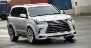 2016er Lexus LX570 sportline Bodykit Wald Internationale Tuning 7 1 310x165 Bentley Continental Flying Spur mit Wald Internationale Bodykit