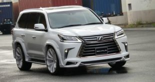 2016er Lexus LX570 sportline Bodykit Wald Internationale Tuning 7 1 e1464866774329 310x165 Perfekt   Wald Internationale Bodykit am LEXUS LS 500h