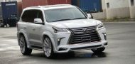 2016er Lexus LX570 sportline Bodykit Wald Internationale Tuning 7 190x90 2016er Lexus LX570 mit Bodykit von Wald Internationale