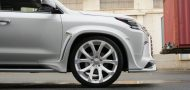 2016er Lexus LX570 sportline Bodykit Wald Internationale Tuning 8 190x90 2016er Lexus LX570 mit Bodykit von Wald Internationale